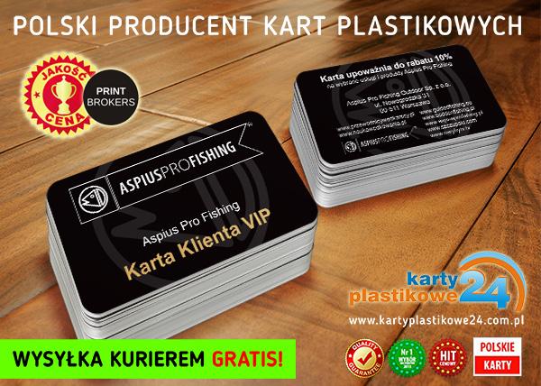 Karty plastikowe, Plastikowe Karty Rabatowe, Karty Stałego Klienta, Plastikowe Karty VIP